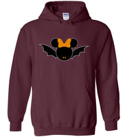 Minnie bat halloween t shirt gift