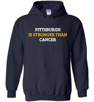 Pittsburgh is stronger than cancer tee