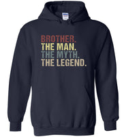 Brother the man the myth the legend vintage T-shirt