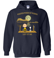 Guitar-lover,-Snoopy-Whisper-words-of-wisdom-let-it-be,-love-guitar-shirt