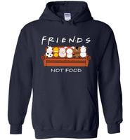 Animals are friends not food T shirt