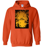 Pumpkin bat happy halloween t shirt gift