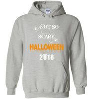 Not so scary halloween t shirt gift