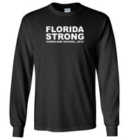 Florida Strong - Hurricane Michael 2018 t shirt