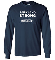Parkland Strong - Hurricane Michael 2018 t shirt