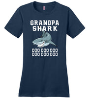 Grandpa shark doo T-shirt, shirt gift for grandpa, father's day gift shirt