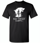 Air Arya Not Today Stark Got - Gildan Short Sleeve T-Shirt