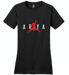 Air Arya Stark Got Tee - Distric Made Ladies Perfect Weigh Tee