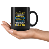 As A January Girl My Standards Are High Mind Dirty You Don't Like Me I Don't Give A Fuck At All Birthday Black Coffee Mug