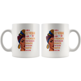 July woman I am Stronger, braver, smarter than you think, birthday gift white coffee mugs