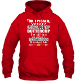 Oh I Pissed You Off Suck It Up Buttercup I'm A Bitch Born In December It's What I Do Tee Shirt