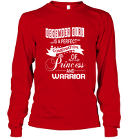 December Girl Is A Perfect Combination Of Princess And Warrior Tee Shirt Hoodie