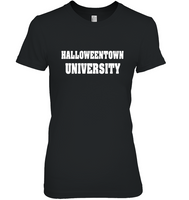 HalloweenTown University Halloween Gift Tee Shirt Hoodie