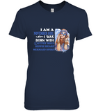 I am a november girl was born with gypsy soul hippie heart mermaid spirit birthday tee shirts