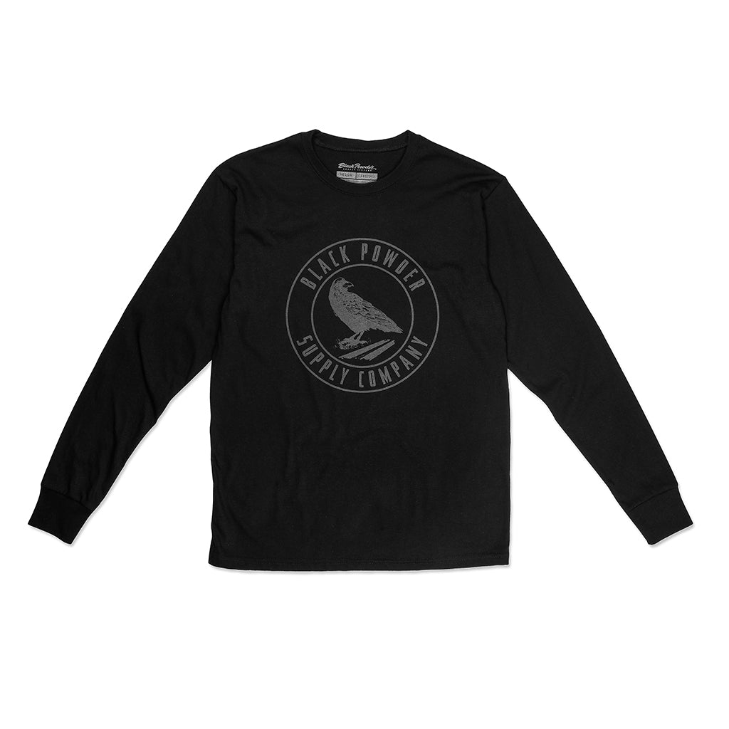 Black Powder Long Sleeve T-Shirt