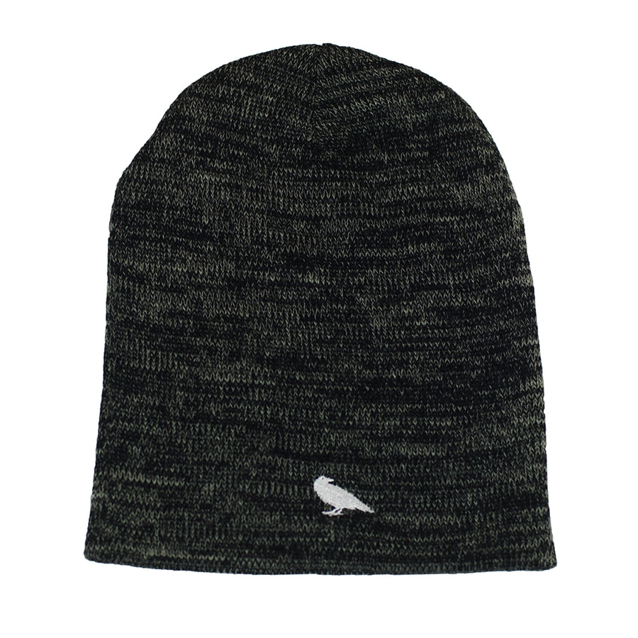 """Marked by the Raven"" Slouch Toque"