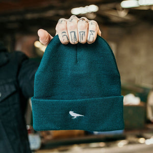 """Marked by the Raven"" Toque"
