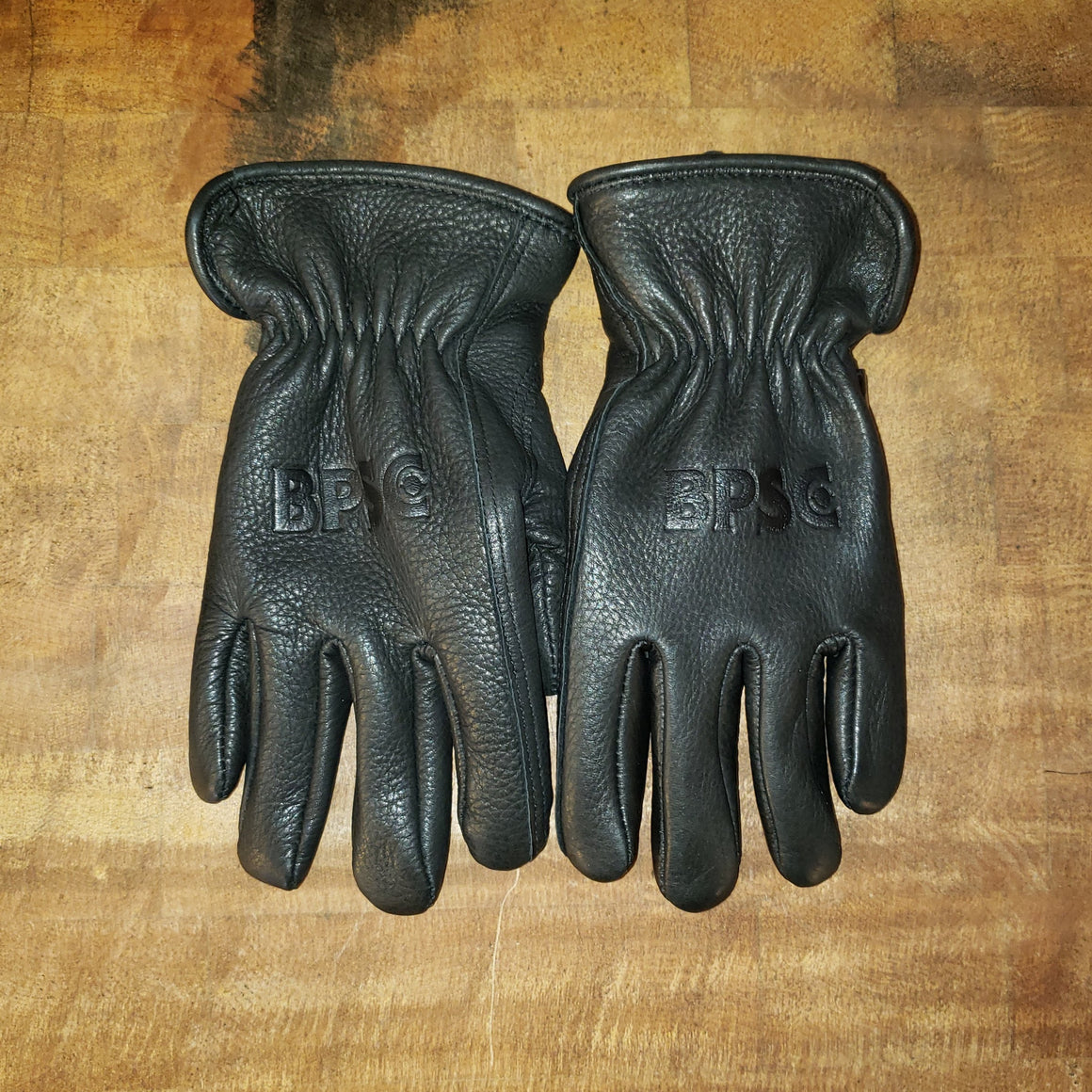 "The ""Duke"" Fleece Lined BPSC Riding Gloves"