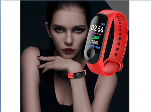 Smart Fitness Bluetooth Watch Bracelet