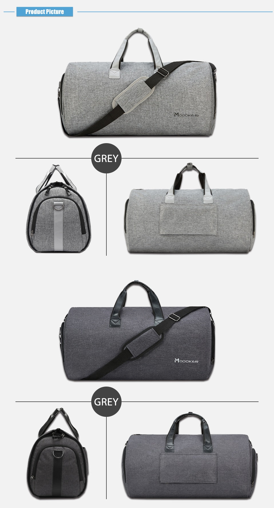 The Perfect Travel Bag