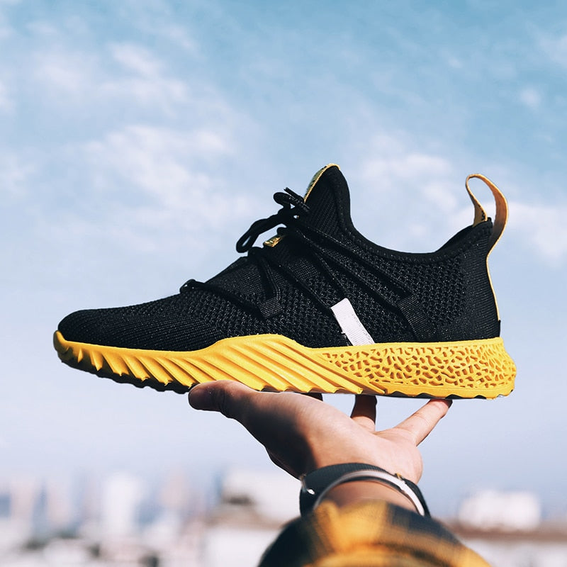 Breathable Lightweight Mesh Shoes Sneakers