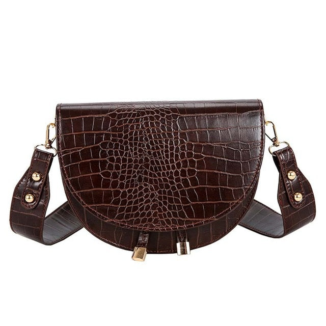 Luxury Fashion Designer Shoulder Bags Soft Leather