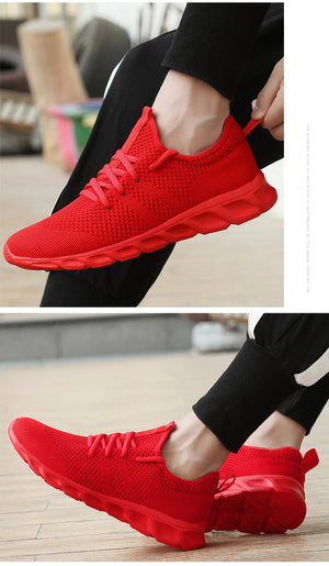 Light Running Shoes - Non Slip Men's Sneaker