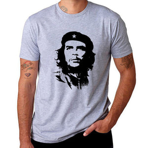 Che Guevara Hero Men T Shirt High Quality Printed 100% Cotton Short Sleeve