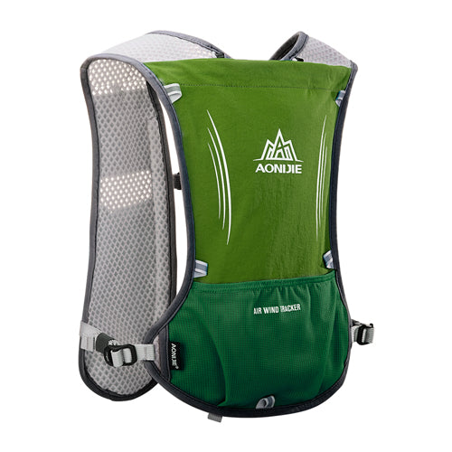 Running Backpack Outdoor Sports Trail Racing Marathon Vest Pack