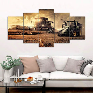 CANVAS WALL ARTS
