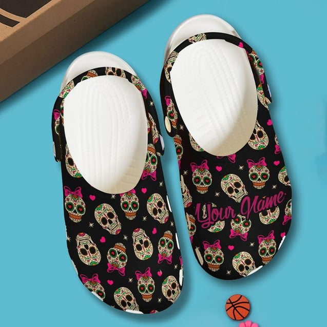 Limited Edition SKULL CROCS CRS200916EPTX