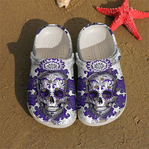 Limited Edition SKULL CROCS CRS200916IPTX