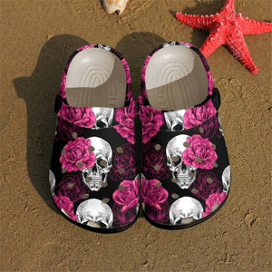 Limited Edition SKULL CROCS CRS200916PPTX