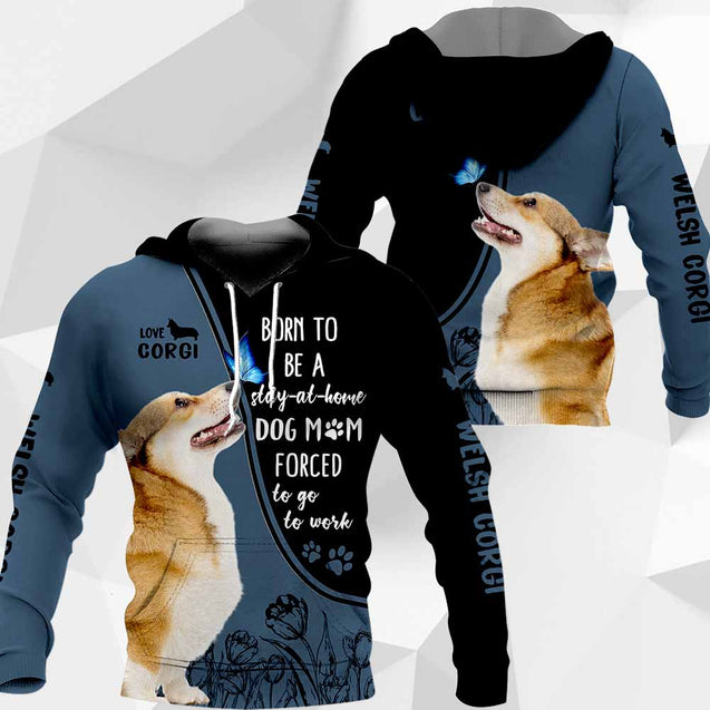 Welsh Corgi 3D APPARELS HD06DJIEH