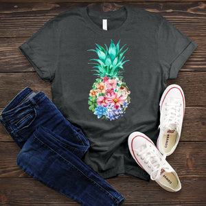 Tropical Pineapple Tee S0020D