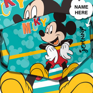 MICKEY MOUSE 3 LAYER CLOTH FM PROTECT YOU FMCU0053VNUH