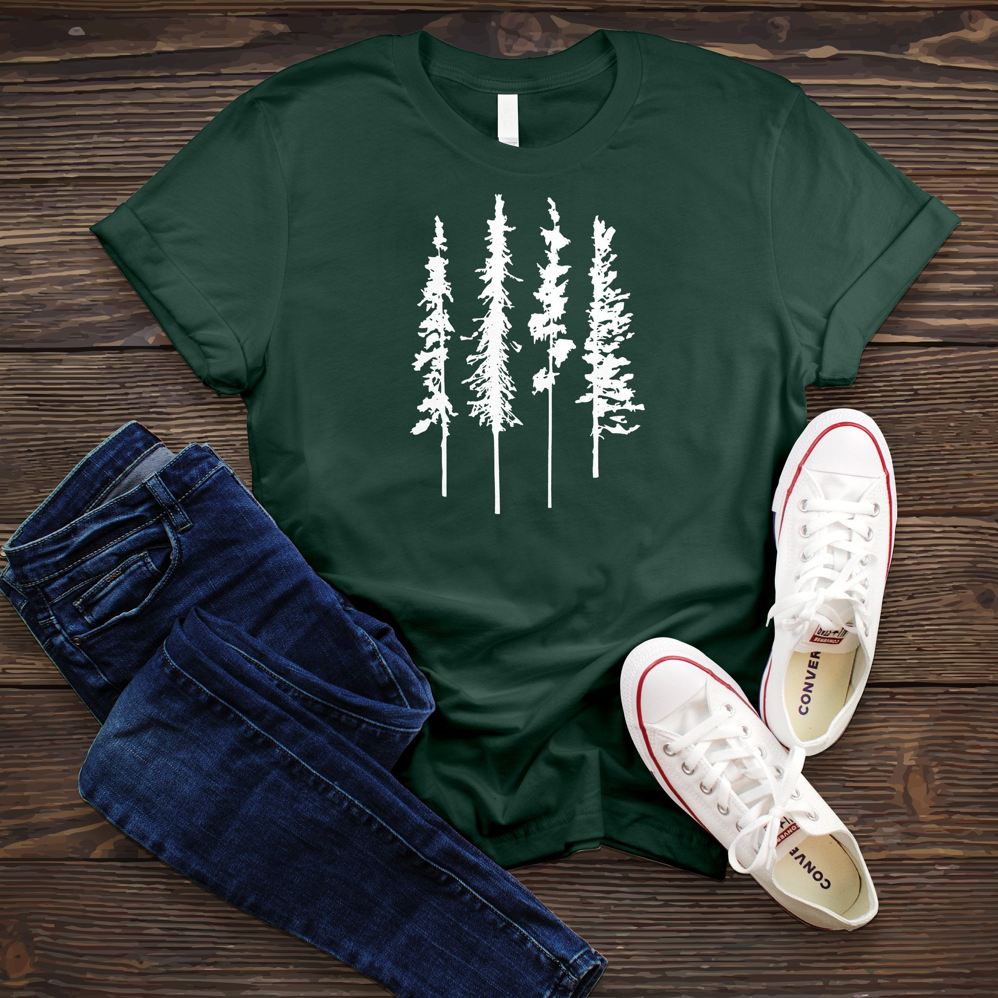 Pine Forest Tee