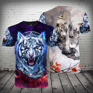 Tiger 3D Apparel H0054S