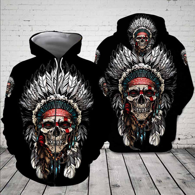 [LIMITED EDITION] SKULL 3D APPARELS H0073PTTD