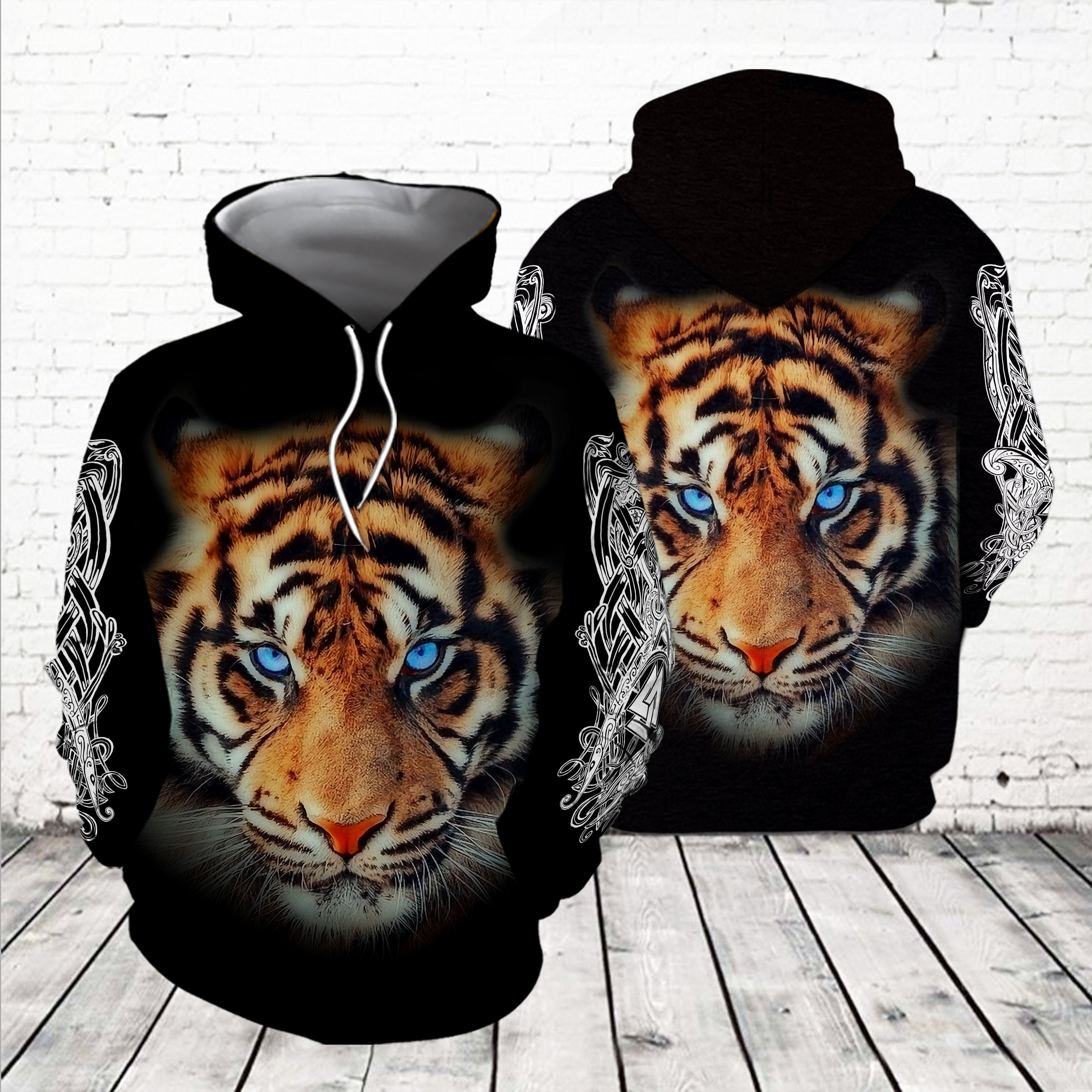 Tiger 3D Apparel H070503
