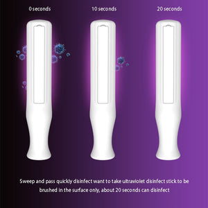 Handheld Ultraviolet Sterilizer Lamp Underwear Baby Pacifier Disinfection Lamp UV Sterilizer Portable UVC Germicidal Rod