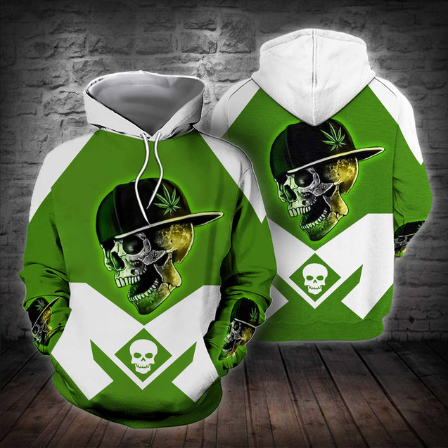 SKULL HIPPIE 3D APPAREL HD005ZI