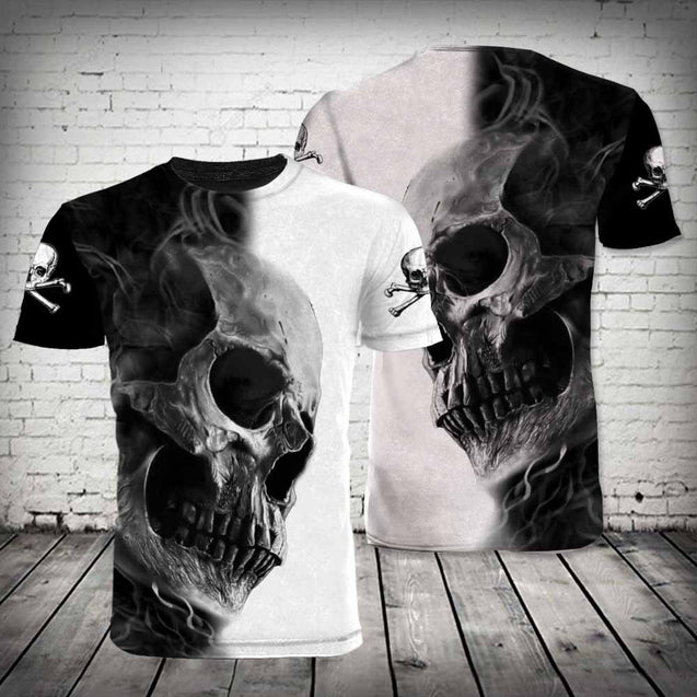 3D Apparel SMOKE SKULL HO7041