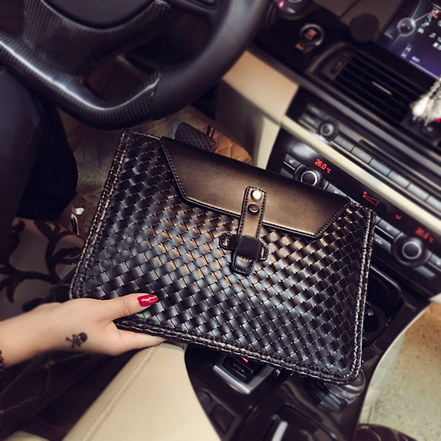 Leather Women Skull Bag LB004LA