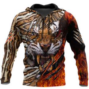 WARRIOR TIGER 3D APPARELS H007AKSON