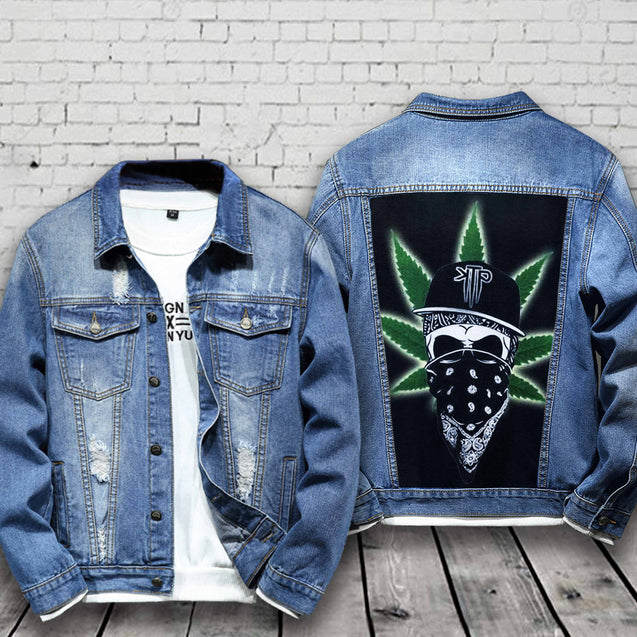Jean Jacket Customized Limited Edition J006SLTTD