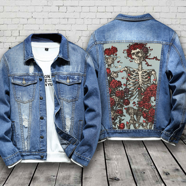 Jean Jacket Customized Limited Edition J0072ESON