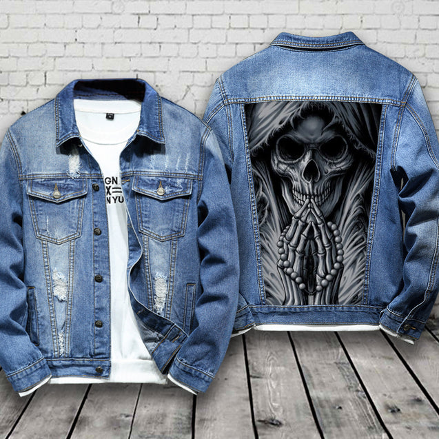 Jean Jacket Customized Limited Edition J0072MSON