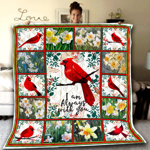 I AM ALWAYS WITH YOU QUILT Q003ZL
