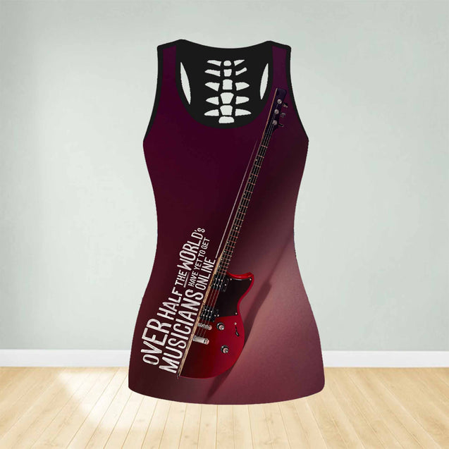 GUITAR TANK TOP TA003RY